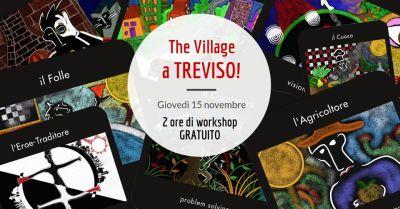 The Village in Unindustria Treviso!