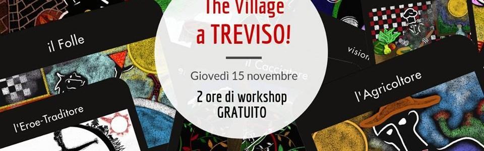 the village a unindustria treviso